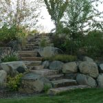 Living Waters Natural Stone Stairs