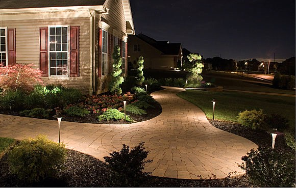 Living Waters Outdoor Lighting